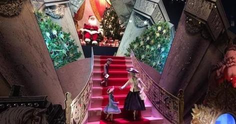 Holiday Lights & Movie Sites