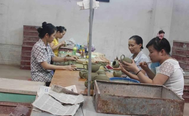 ceramics classes vietnam discount