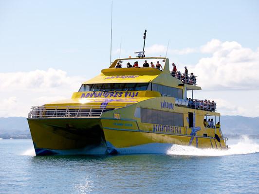 Fiji island hopping tour discount