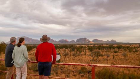 Ochre Sightseeing 5-in-1 Pass – Uluru–Kata Tjuta National Park & Kings Canyon