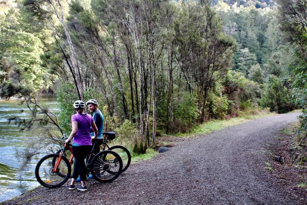 Te Anau Biking