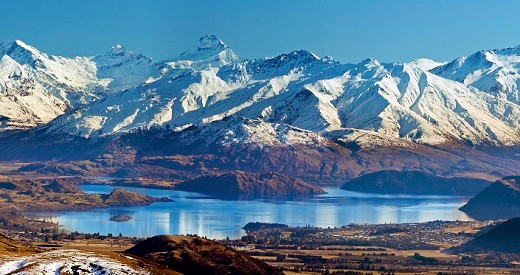 Lake Wanaka Tour from Queenstown