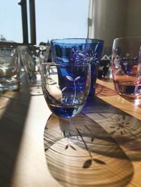 Edo Kiriko Cutting Glass Experience in Tokyo