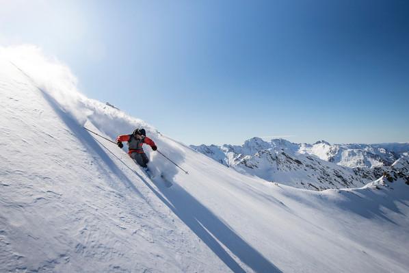 tour Heli ski new zealand
