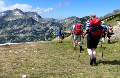 8-Day Hike Along The Bulgarian Countryside