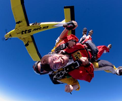 Skydive Taupo promo code