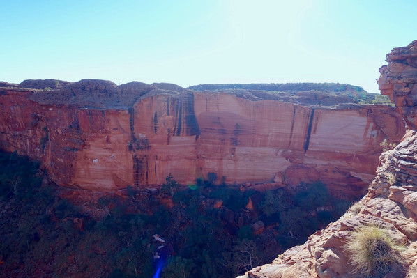 rim walk kings canyon