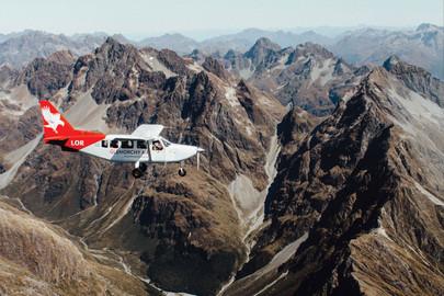 Milford Sound Scenic Flyover