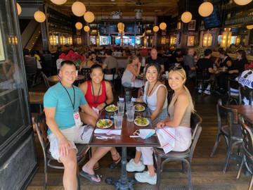 Foodie Tour on the Las Vegas Strip