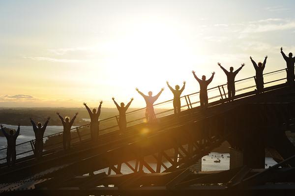 Sydney Harbour bridge climb tour discount