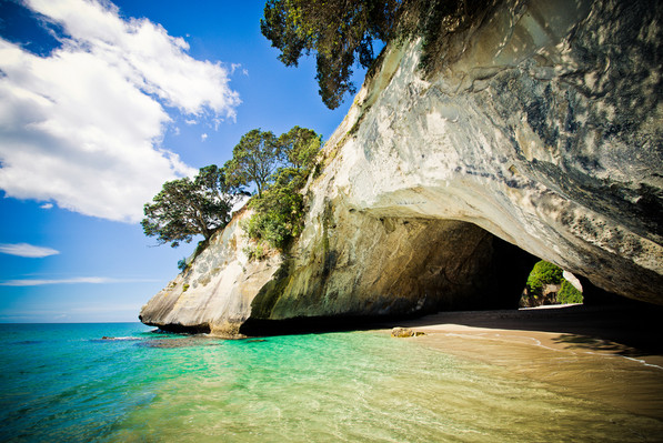 Cathedral Cove tour