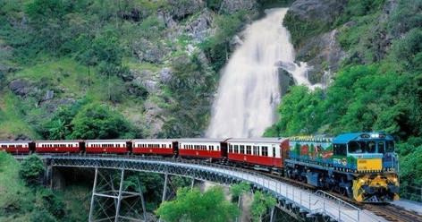Kuranda Scenic Train and Skyrail Tour