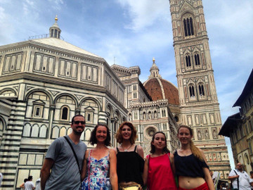 See All Of Italy In Eight Days