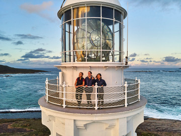 Cape Leeuwin Lighthouse Fully Guided Tower Tour