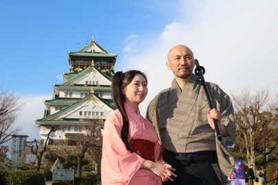 Osaka Half-Day Samurai Bus Tour