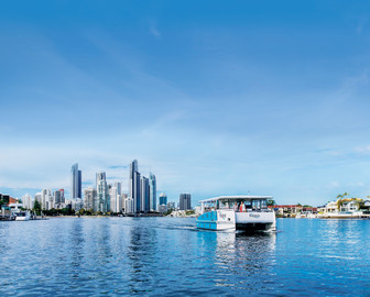 Gold Coast 1 Day Hop-on Hop-off Ferry Pass
