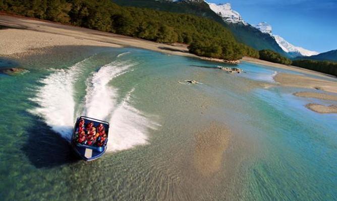 Dart River Wilderness Jet Boat Adventure