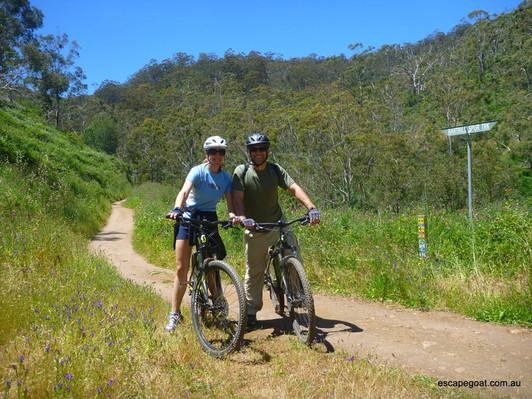 Lofty Descents Mountain Biking Adventure Tour