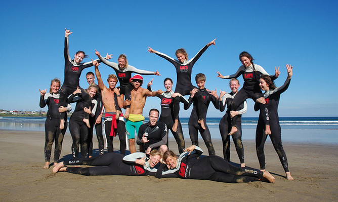 Surf Camp Experience: 5 Days & 4 Nights
