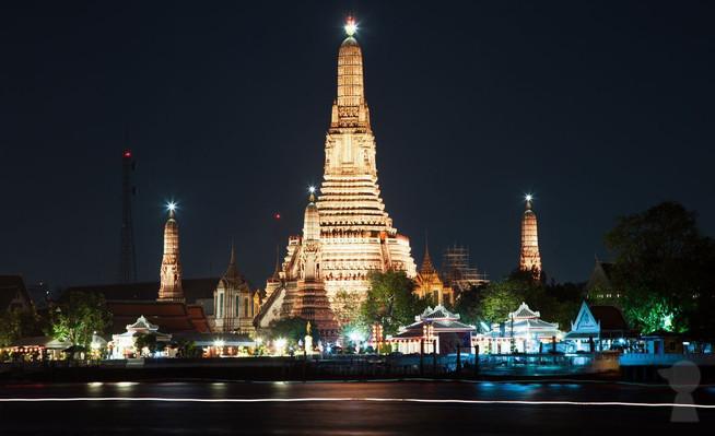 Bangkok by Night: Food & Market Tour