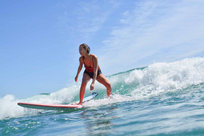 Surf Lessons In Costa Azul (Summer)