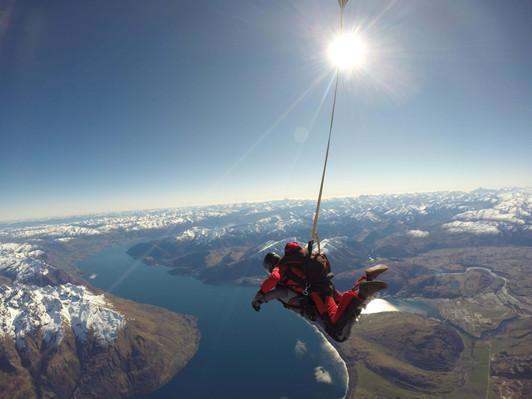 NZONE Skydive - Freefall View to Queenstown.JPG