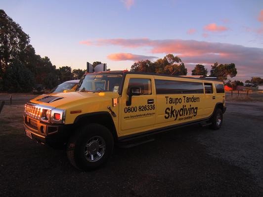 Skydive Lake Taupo voucher