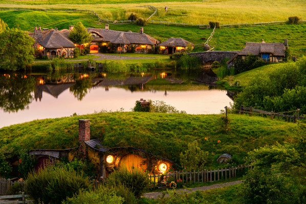 Hobbiton Day Tour From Auckland