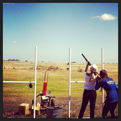 Clay Shooting Melbourne