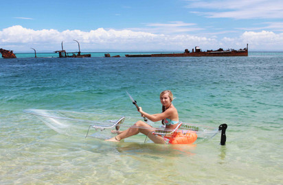 1 Day Moreton Island Get Wrecked Tour from Brisbane or Gold Coast