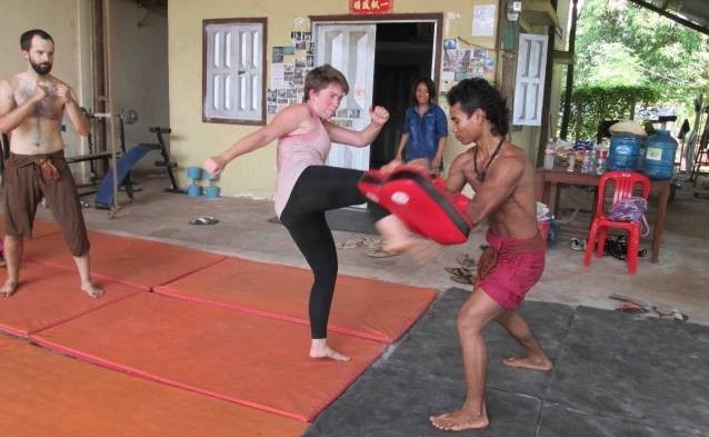 cambodian top martial arts lessons