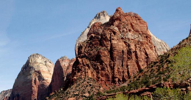 Las Vegas to Zion National Park Tour