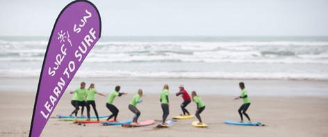 Surf Lesson Moana