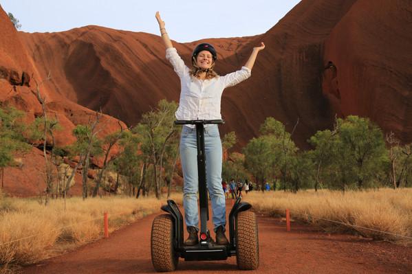 Uluru Sunrise Segway Tours