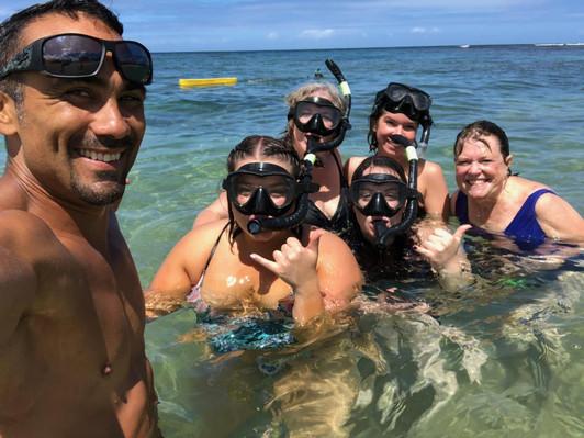 oahu turtle snorkeling