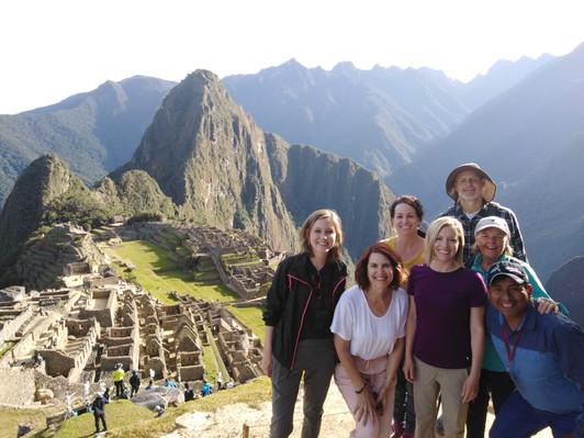 FOLLOW ON THE ANCIENT INCA PATH TO MACHU PICCHU 7