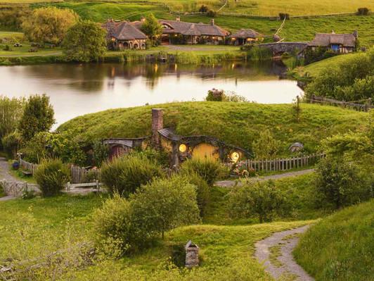 Auckland - Hobbiton and Watomo