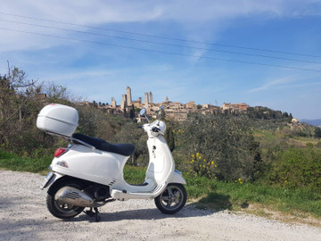 Exciting Tuscany Tour By Vespa