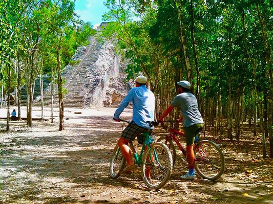 Explore Mayan Inland
