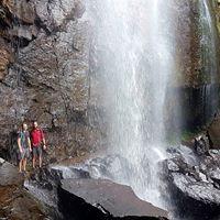 Springbrook National Park Twin Falls