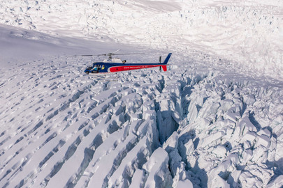 Franz Josef and Fox Glacier Scenic Flight From Franz Josef