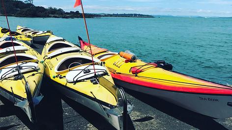 Rangitoto Island Kayaking Tour