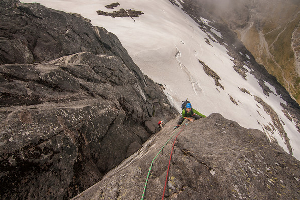 rock climbing wanaka