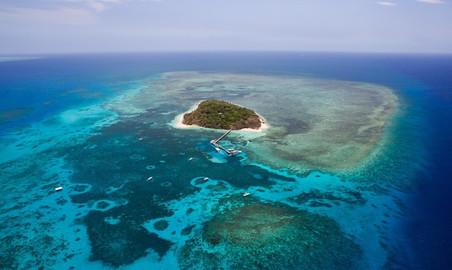 Great Barrier Reef Scenic Flight - Reef Hopper