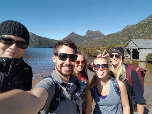 Tasmania week tour