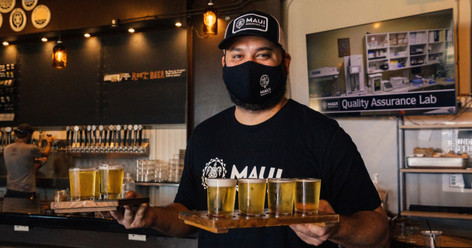 Maui Brewery Tour – Lunch or Dinner