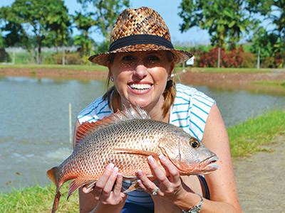 barramundi fishing experience