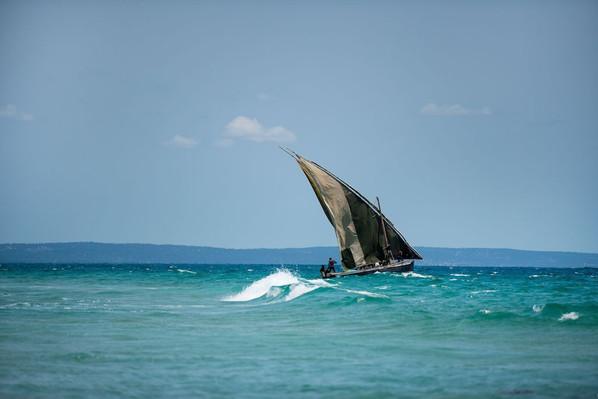 South African sailing tour