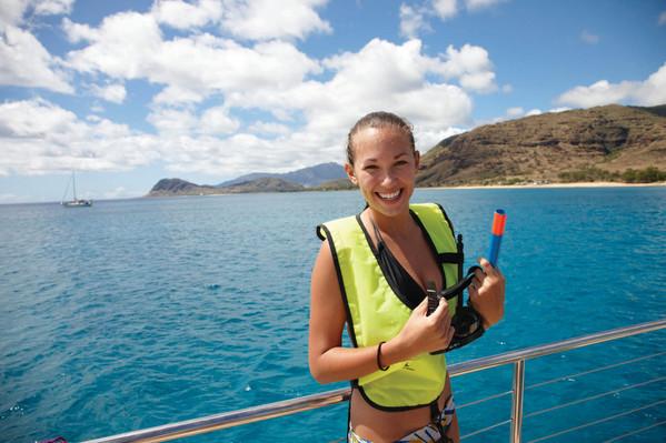 Kona Hawaii Sail and Snorkel Tour