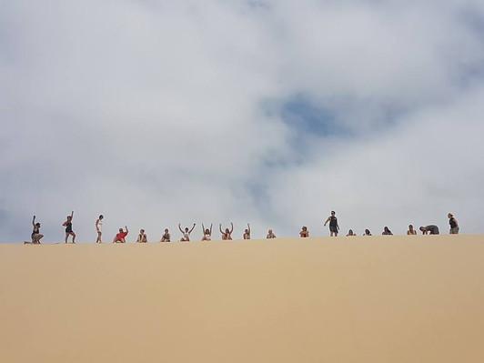 Sand Dunes Tour
